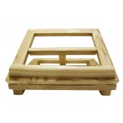 Lutrin de Table bois clair H9 L28