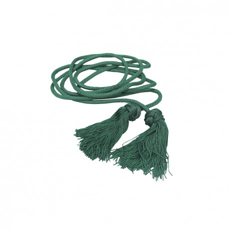 Cordon de taille vert