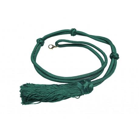 cordon de cou vert