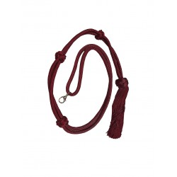 cordon de cou rouge