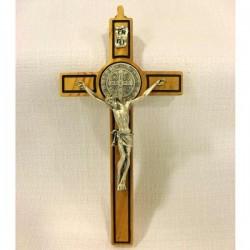 Croix murale avec Christ