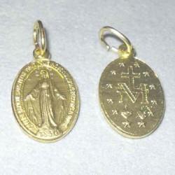 Medaile miraculeuse en alluminium